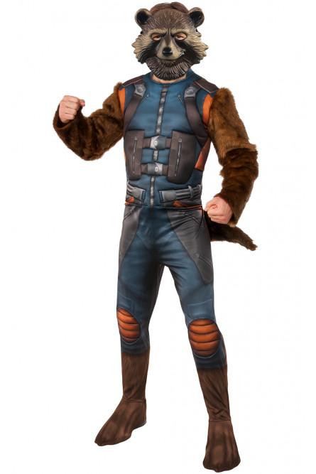 Взрослый костюм Реактивного Енота