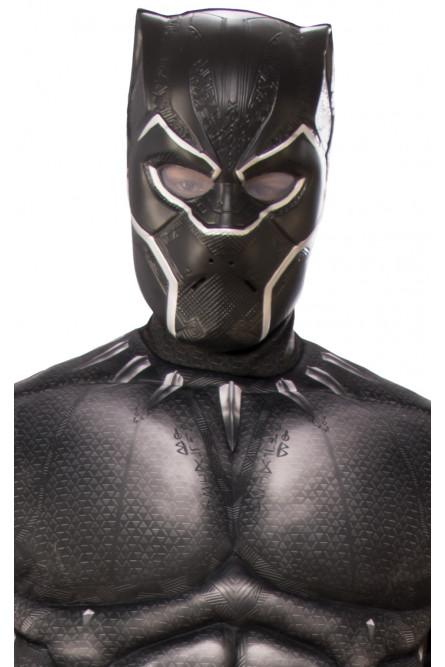 Взрослый костюм Черной Пантеры Делюкс