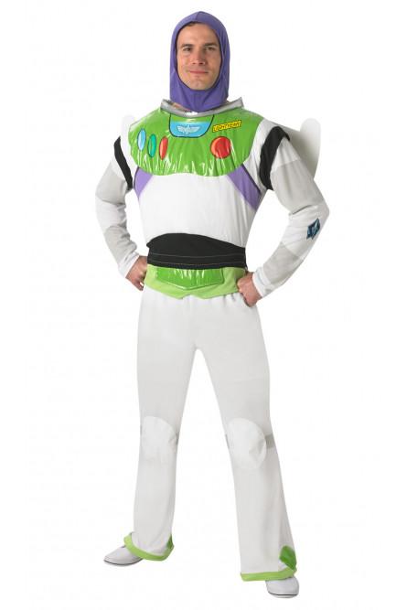 Взрослый костюм Базза Лайтера