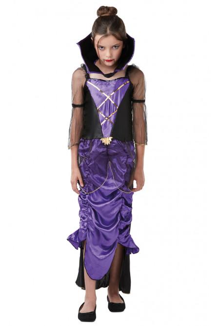 Детский костюм Готической Вампирши