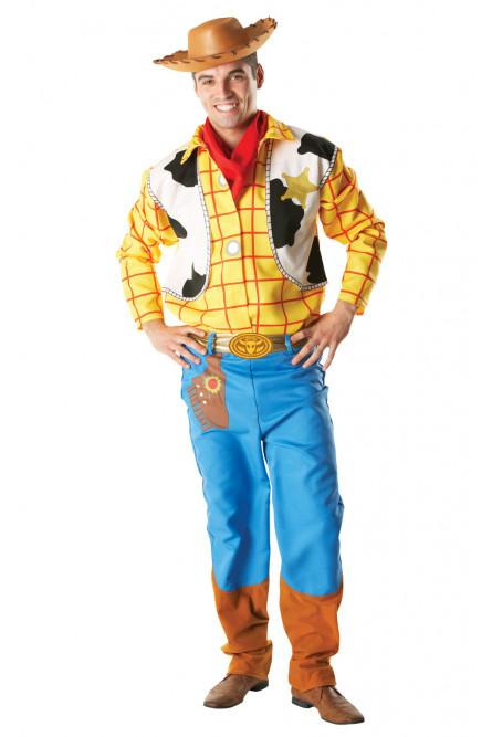 Взрослый костюм ковбоя Вуди