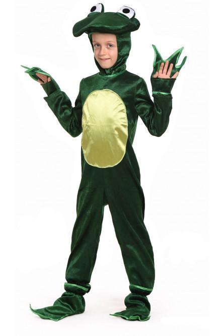 Детский костюм Зеленой Лягушки