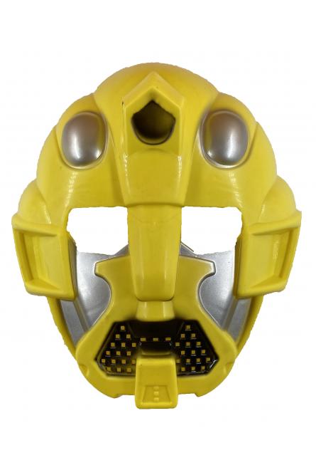 Детский костюм черно-желтого Робота