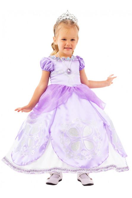 Детский костюм Принцессы Софи