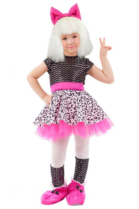Детский костюм Куклы Лолы