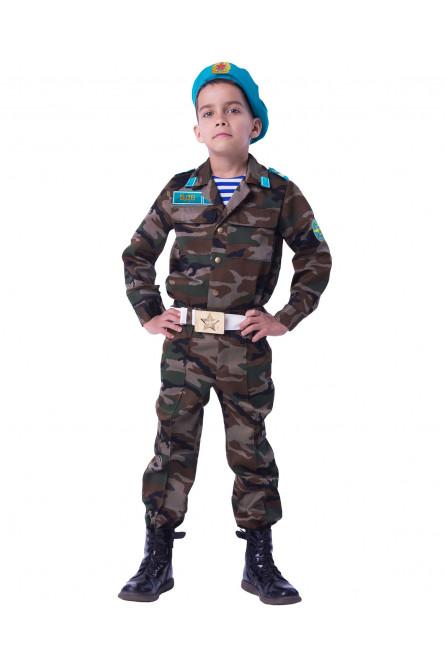 Детский костюм Десантника в тельняшке