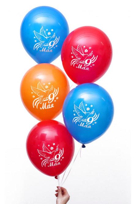 Набор воздушных шаров 9 мая
