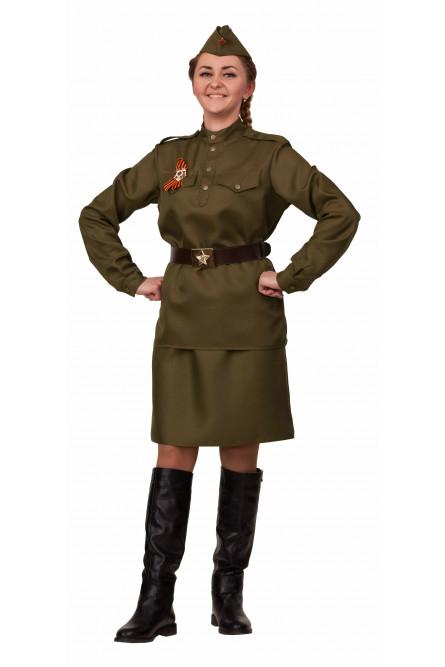 Костюм Солдатки