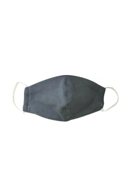 Детская защитная серая маска