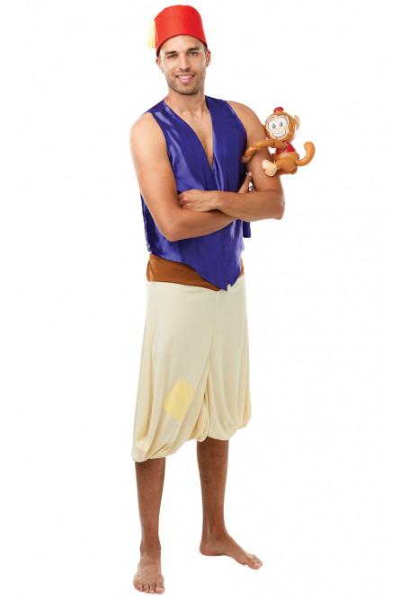 Взрослый костюм Аладдина из сказки