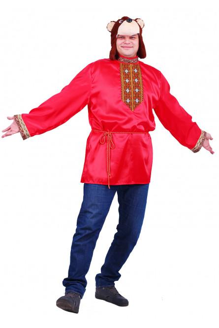 Взрослый костюм Медведя Наумыча