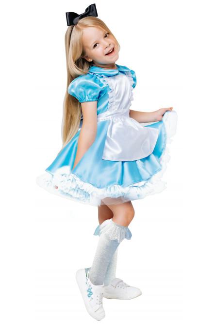 Костюм Алисы в стране чудес для детей