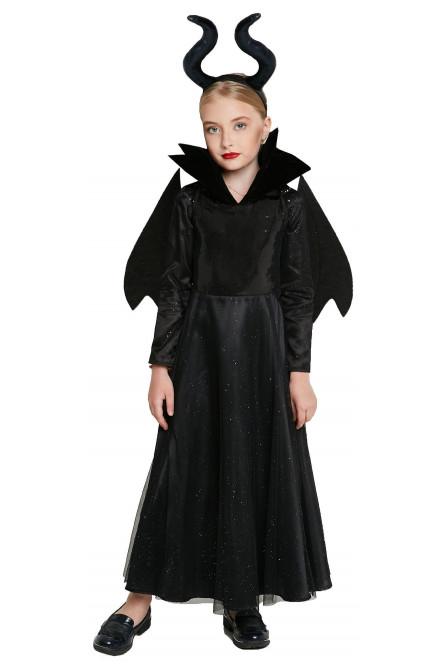 Детский костюм Малефисенты из сказки