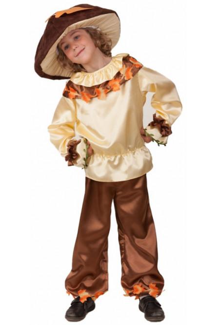 Детский костюм Доброго Гриба