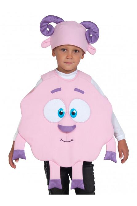 Детский костюм Бараша из Смешариков