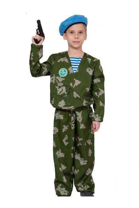 Детский набор десантника