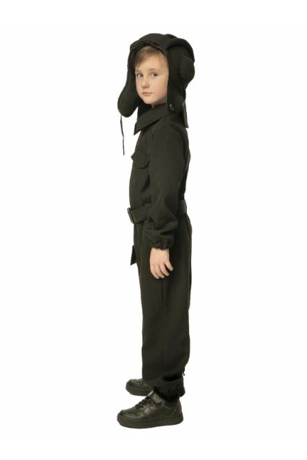 Детский костюм маленького танкиста