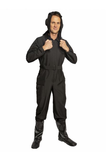 Взрослый костюм танкиста