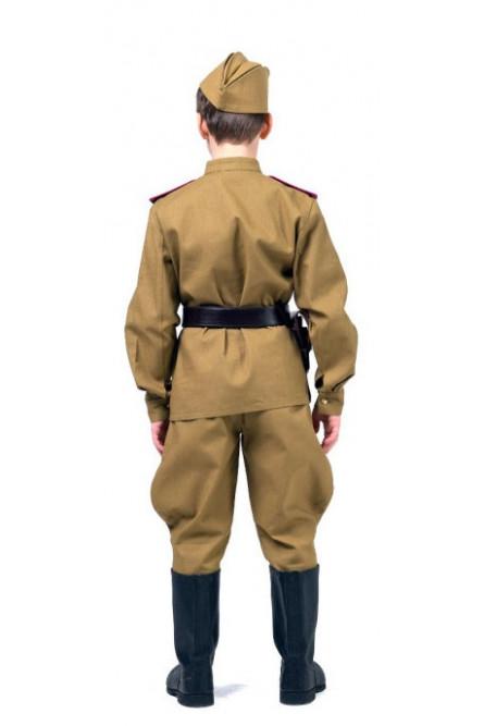 Форма офицера пехоты для мальчиков