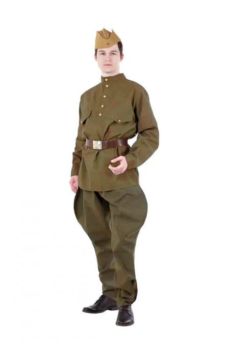 Костюм Военный мужской