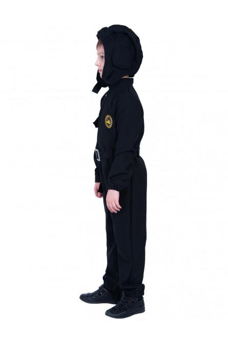 Детский карнавальный костюм танкиста