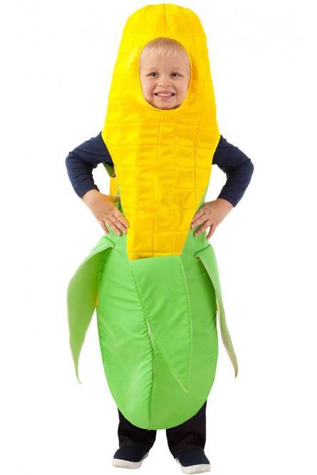 Костюм кукурузы детский