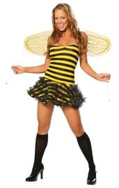 Костюм крылатой пчелки