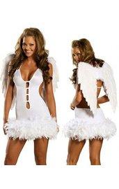 Костюм белого ангелочка