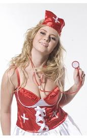 Стетоскоп для костюма медсестры