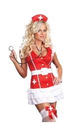 Костюм медсестры малышки