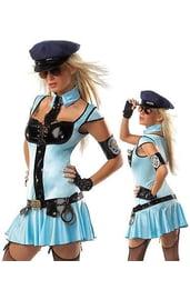 Костюм элитной полицейской