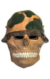 Маска военного черепа