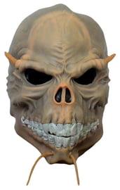 Маска рогатого черепа