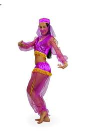 Костюм арабской танцовщицы розовый