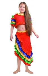 Костюм цыганской танцовщицы