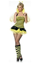 Костюм королевы пчелок