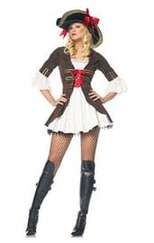 Костюм пиратской разбойницы
