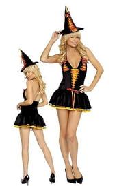 Костюм ведьмы-конфетки