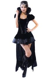 Костюм черной королевы