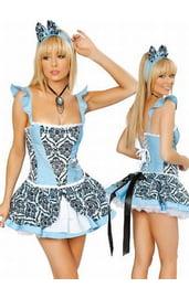 Костюм великолепной Алисы