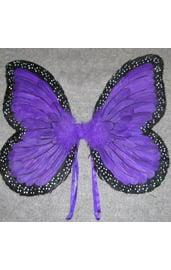 Крылья фиолетовые