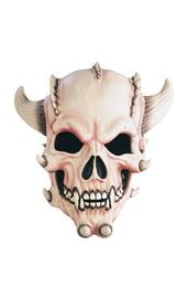 Маска черепа демона