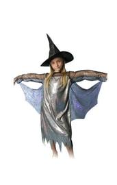 Костюм ведьмочки серебряный