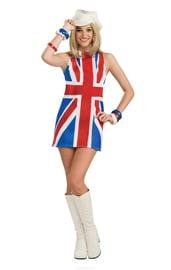 Костюм британки