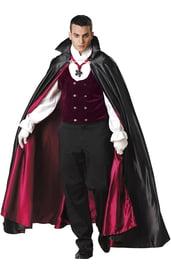 Костюм готического вампира