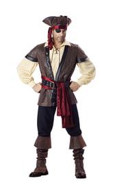 Костюм разбойного пирата