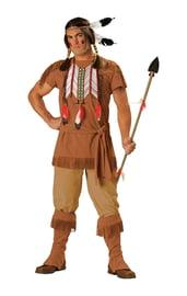 Костюм храброго индейца