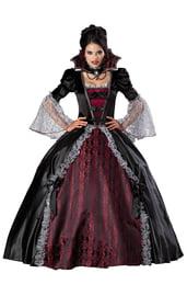 Костюм Версальской вампирши
