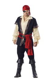 Костюм безжалостного пирата