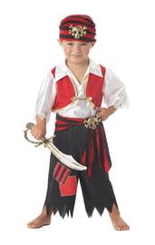 Костюм отважного пирата детский